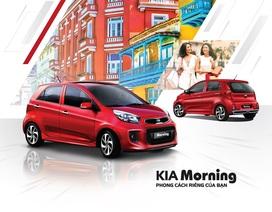 Vì sao phái đẹp Việt chọn Kia Morning phiên bản số tự động trong lần đầu mua xe?