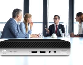 HP ProDesk 400 G5 Desktop Mini và màn hình HP P244 23.8 inch: Giải pháp hoàn hảo cho văn phòng