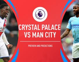 Crystal Palace - Man City: Sức ép lớn đè nặng Guardiola