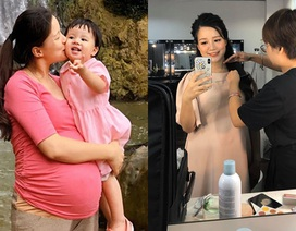 MC VTV lên tiếng vì bị chê ăn mặc xuề xòa khi mang bầu