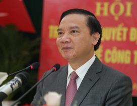 """Tân Bí thư Khánh Hòa: """"Vinh dự rất to lớn nhưng trách nhiệm rất nặng nề"""""""