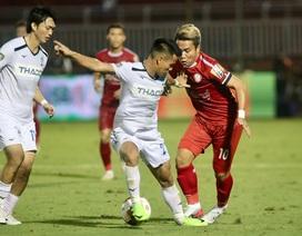 Tuấn Anh nén đau ra sân, HA Gia Lai chính thức trụ hạng tại V-League