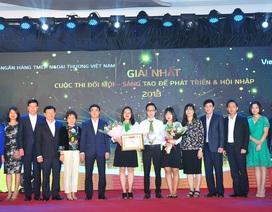 Đảng bộ Vietcombank đẩy mạnh nghiên cứu khoa học, đổi mới và sáng tạo để nâng cao hiệu quả hoạt động