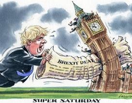 Câu chuyện Brexit: Ăn nhau về cuối
