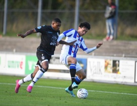 Không thi đấu trước AZ Alkmar, Văn Hậu chuẩn bị ra sân cùng đội trẻ Heerenveen?