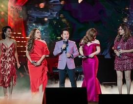 Bằng Kiều nghẹn ngào khi hát về mẹ, MC Kỳ Duyên gây bất ngờ khi làm ca sĩ