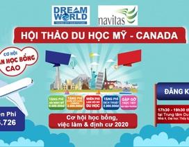 Cơ hội học bổng, việc làm và định cư tại Mỹ - Canada 2020