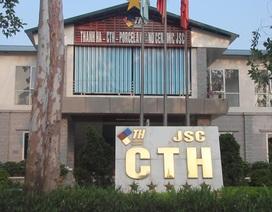 Phòng TN&MT than khó quản nguồn dầu thải của Công ty gốm sứ Thanh Hà