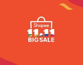 Shopee 11.11 Siêu sale chính thức trở lại: Sự kiện mua sắm lớn nhất 11.11 từ trước đến nay
