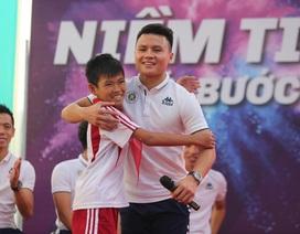 Quang Hải chia sẻ về khoảnh khắc sút phạt vào lưới U23 Uzbekistan