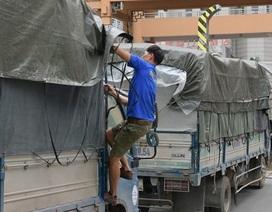 Hàng trăm xe nông sản lại tắc đường sang Trung Quốc: Bộ Công Thương cảnh báo