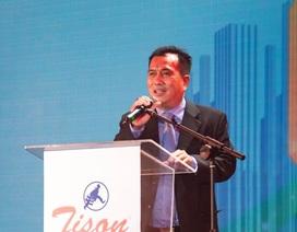 Sơn Tison ra mắt dòng sản phẩm hệ sơn nước cao cấp mới tên Unilic Gold