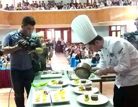 Hào hứng với màn trình diễn nghề của bạn trẻ Australia - Việt Nam