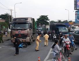 Cha mẹ tử vong, bé gái nguy kịch sau vụ tai nạn ở cửa ngõ Sài Gòn