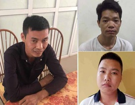 Khởi tố, bắt tạm giam 3 nghi can trong vụ đổ dầu làm ô nhiễm nước sông Đà