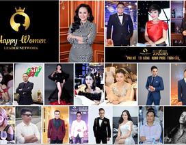 """Dàn giám khảo quyền lực """"đổ bộ"""" Happy Women Leader Global Awards 2019"""
