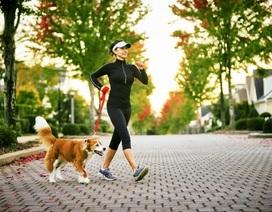 Những lợi ích không ngờ nhờ đi bộ 30 phút mỗi ngày