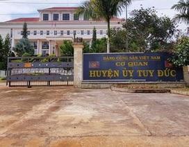 Chánh Văn phòng Huyện ủy đánh tài xế cơ quan nhập viện