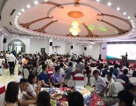 Khu đô thị Quảng Tân – Nam Thành phố Thanh Hóa - Sôi động sự kiện giới thiệu dự án