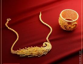 BTMC ra mắt BST trang sức vàng ta mới hiện đại siêu bền chắc, đẹp tinh xảo