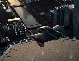 Porsche hợp tác với Boeing sản xuất xe bay chạy điện