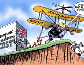 Câu chuyện Brexit - Cuộc chơi của xảo thuật