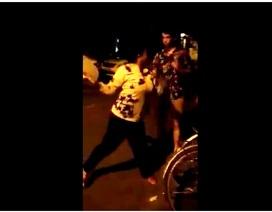 Xác minh clip du khách nước ngoài bị một phụ nữ dọa đánh ở Hội An