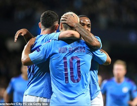Man City 5-1 Atalanta: Cú ngược dòng ngoạn mục và tấm thẻ đỏ