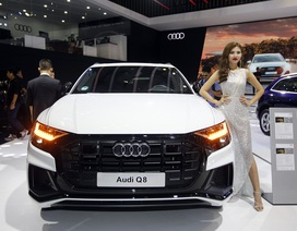 Audi ra mắt Q8 mới, khởi điểm từ 4,5 tỉ đồng