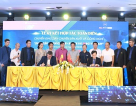 Công ty Bewin&Coating Việt Nam ký kết hợp tác toàn diện với Tập đoàn OLIVER+BATLLE