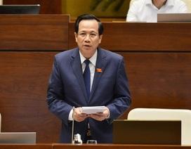 Bộ trưởng Lao động: Giảm thời gian làm việc xuống 44 giờ/tuần, GDP giảm 0,5%