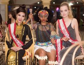 Dương Yến Nhung giành giải Á hậu 2 phần thi Tài năng tại Miss Tourism Queen Worldwide 2019