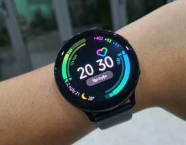 Đánh giá Samsung Galaxy Watch Active 2
