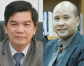 Hai giảng viên nhận Huân chương Hiệp sĩ Văn học và Nghệ thuật, Hiệp sĩ Cành cọ Hàn lâm của Pháp