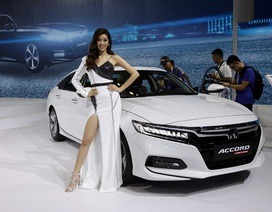 Tiếp tục được nhập khẩu từ Thái Lan, Honda Accord mới có giá từ 1,319 tỉ đồng