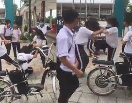 Vụ nữ sinh bị đánh hội đồng: Cảnh cáo, khiển trách 19 học sinh đánh nhau, cổ vũ