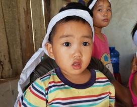 Mẹ mất sớm, 3 đứa trẻ thơ dại mờ mịt tương lai!