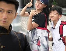 Tạ Đình Phong lên tiếng trước thông tin bị con trai lớn chỉ trích vô tâm