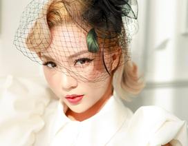 Hot girl Như Ngọc cắt phăng tóc dài để đóng vai giang hồ