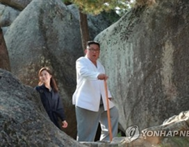 Đệ nhất Phu nhân Triều Tiên tái xuất sau 4 tháng vắng bóng bí ẩn