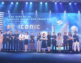 """""""Bùng nổ"""" ngày ra quân của dự án Sunshine Marina Nha Trang Bay"""