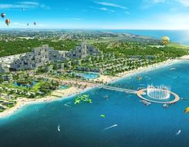 Bình Thuận đón chào trung tâm thể thao biển tiêu chuẩn quốc tế hàng đầu Việt Nam