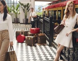 Thêm một show diễn thời trang được tổ chức trên sàn catwalk lạ lùng ở Sa Pa