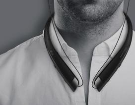 Dòng tai nghe không dây LG Tone chính thức ra mắt tại Việt Nam