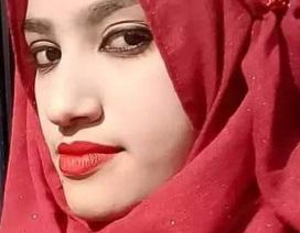 16 người lĩnh án tử hình vì thiêu chết nữ sinh Bangladesh