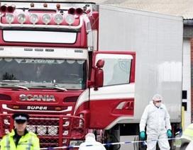 """39 người chết trên xe tải tại Anh """"là công dân Trung Quốc"""""""