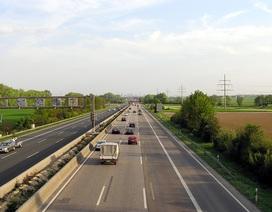 Đức kiên quyết không giới hạn tốc độ trên đường cao tốc Autobahn