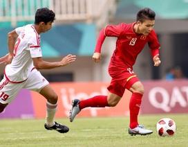 Đội tuyển UAE bị lộ 4 điểm yếu trước trận gặp tuyển Việt Nam