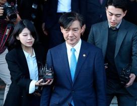 Vợ cựu Bộ trưởng Tư pháp Hàn Quốc bị bắt sau 1 tuần chồng mất chức