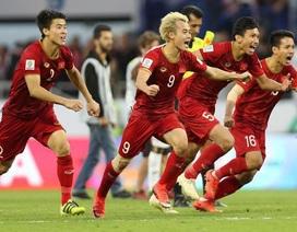 HLV Park Hang Seo chốt danh sách đấu UAE và Thái Lan